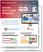 thumbnail that shows outcomes based incentive management flyer available for download