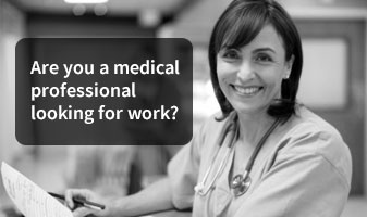 Are you a medical professional looking to work at our biometric screening events?