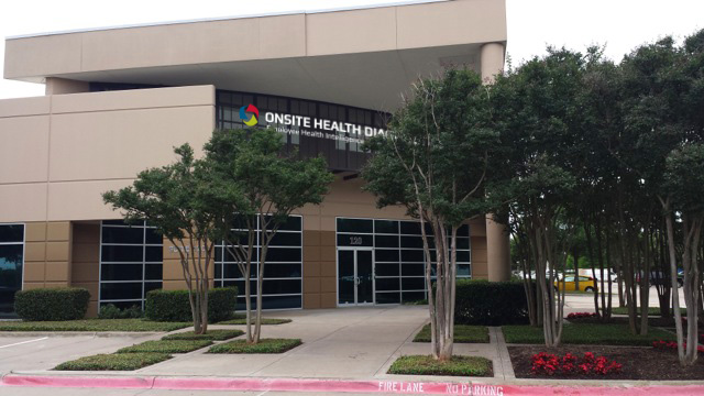 Onsite Health Diagnostic's new headquarters